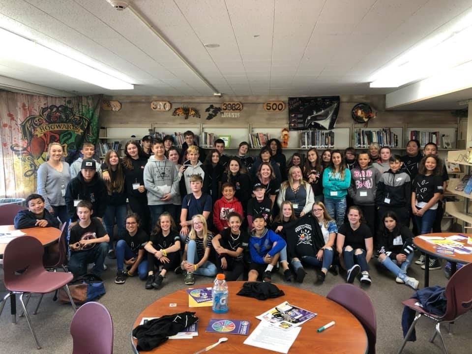 Sources of Strength - Sunset Mentors Crescent Elk Youth